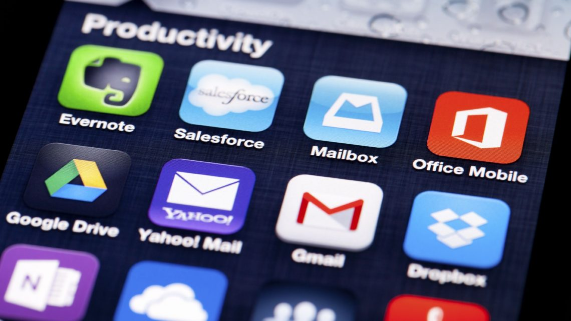 Best 8 productivity applications