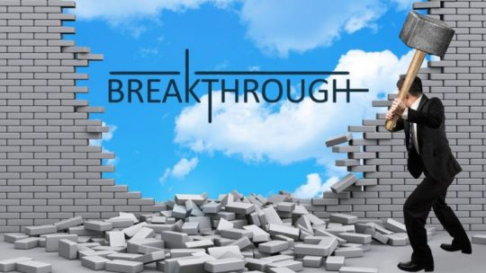 The Failproof Way To Make A Breakthrough