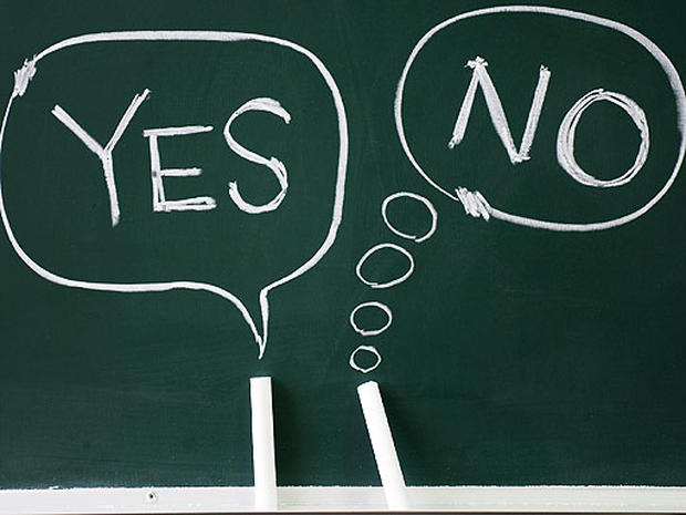 """Saying """"No"""" Means Saying """"Yes"""" To Only The Right, Best Things"""
